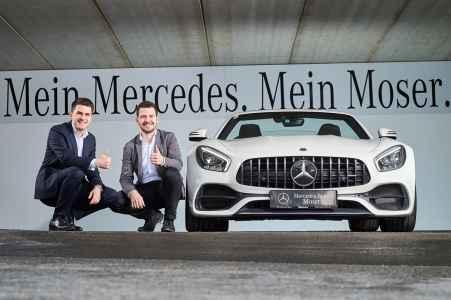 Imagebilder für Mercedes Benz Moser in Feldkirchen in Kaernten