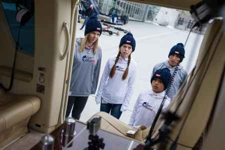 """Der Wings for Life World Run ist ein in 33 Ländern weltweit zeitgleich stattfindender Wohltätigkeitslauf. Motto ist: """"Laufen für die, die nicht laufen können""""."""
