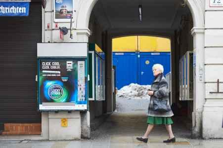 Fotowalk durch die Stadt Salzburg