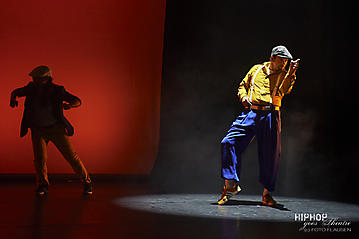 HIP HOP GOES THEATRE 2018
