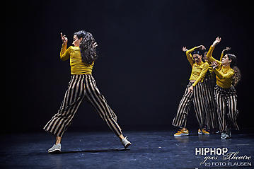 HIP HOP GOES THEATRE 2019